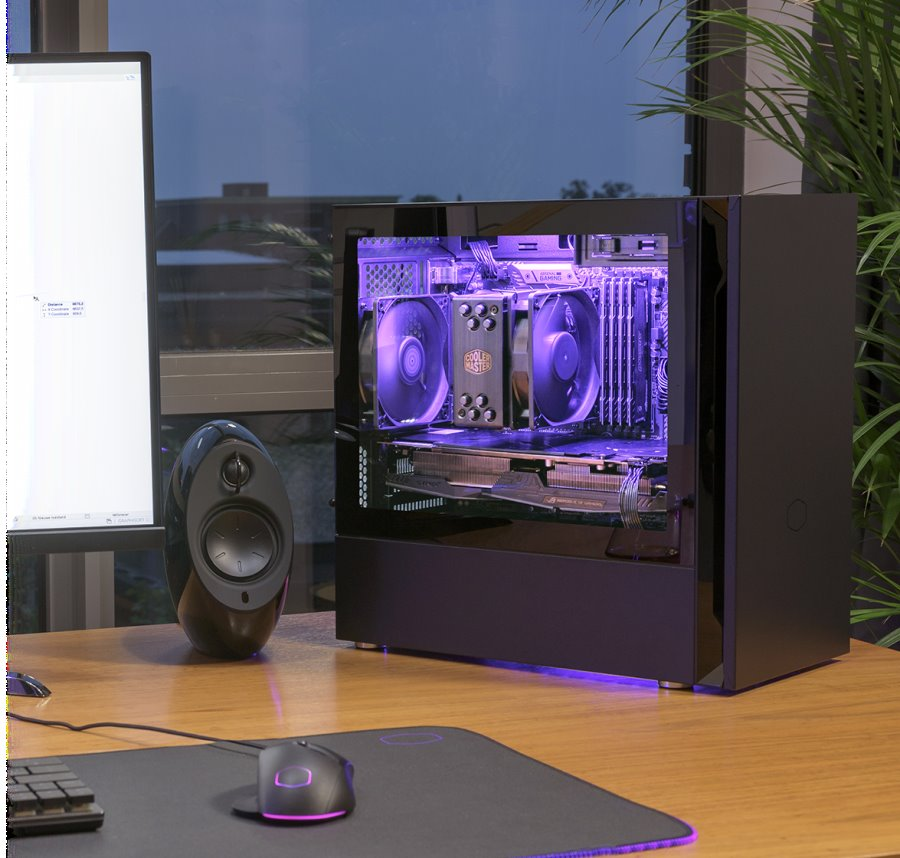 Cooler Master S400 S600