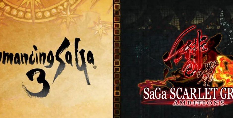 SaGa, due capitoli RPG arrivano in Occidente