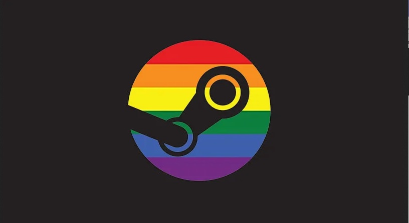 Steam LGBT tag