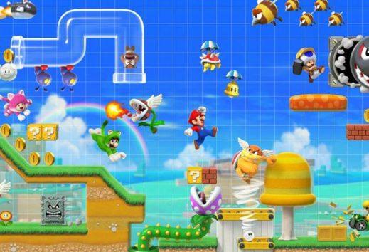 Mario Maker 2: 10 milioni di stage creati dagli utenti