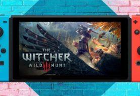 The Witcher 3 su Nintendo Switch peserà 32gb