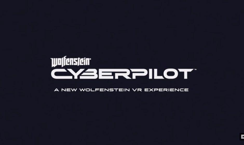 E3 2019, mostrato Wolfenstein: Cyberpilot