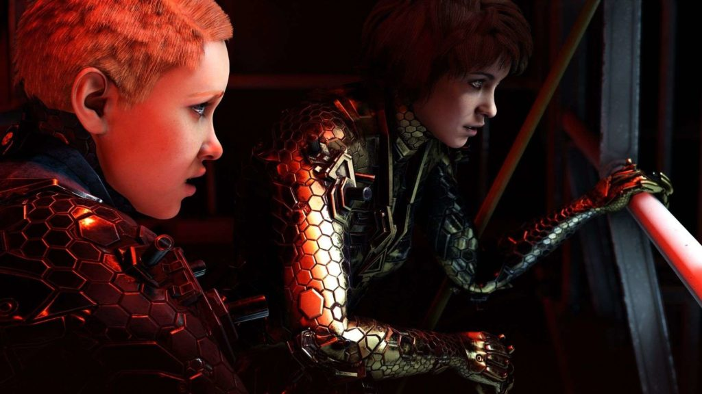 Protagoniste Wolfenstein Youngblood