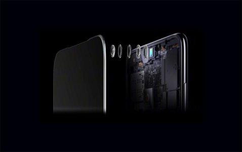 Xiaomi camera under display