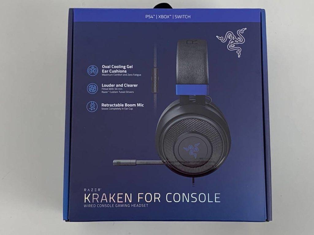 Razer Kraken For Console