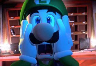 Luigi's Mansion 3: disponibile pre-load e peso del gioco