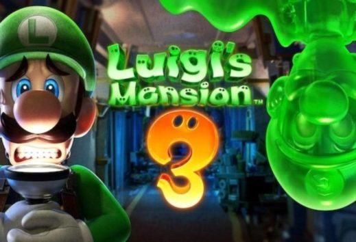 Luigi's Mansion 3: presentata nuova modalità