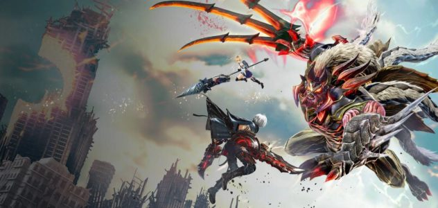 God Eater 3 – Recensione Nintendo Switch