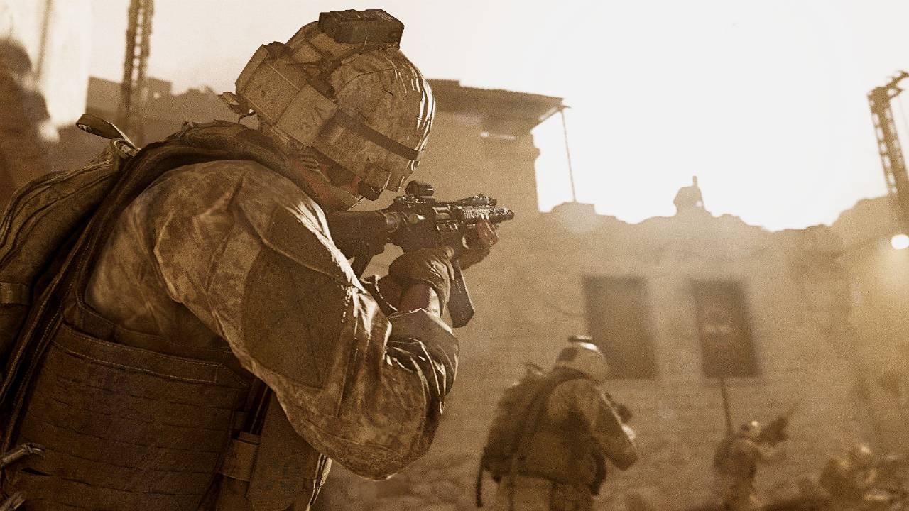 Modern Warfare Killstreak