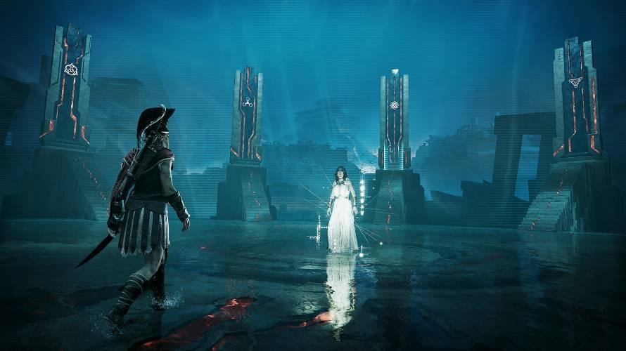Asassin's Creed Odyssey Giudizio di Atlantide