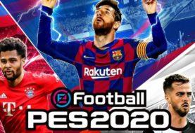 eFootball PES 2020: calcio, amore e fantasia!