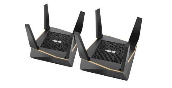 Wi-Fi AiMesh AX6100
