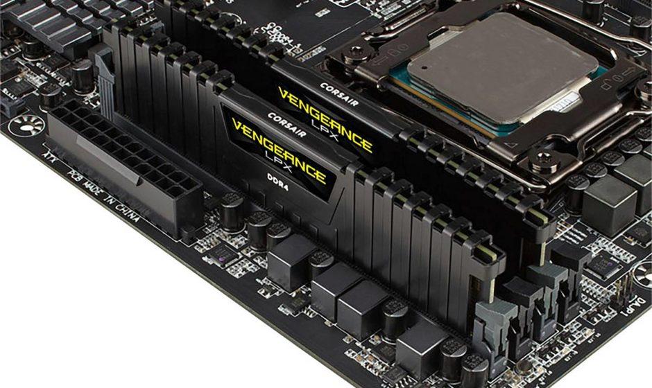 Corsair Vengeance LPX: moduli RAM da 32 GB DDR4