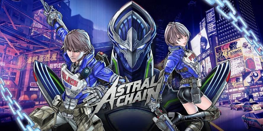 Trailer di lancio per Astral Chain