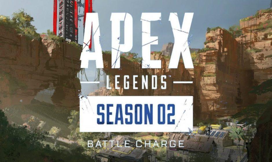 Apex Legends: inizia la Season 2