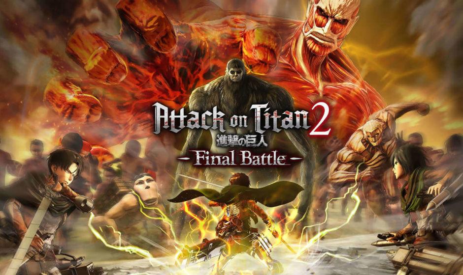 Attack on Titan 2: Final Battle disponibile