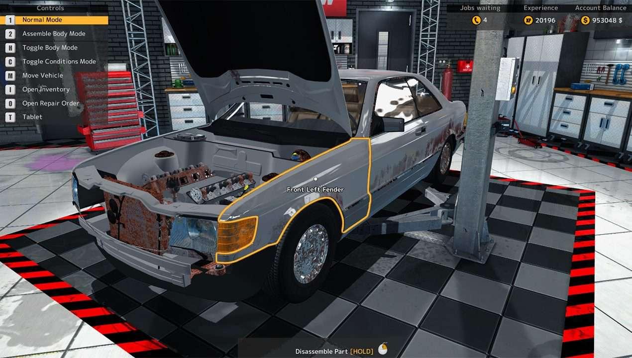 Car Mechanic Simulator – Recensione