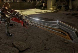 Code Vein: trailer sull'utilizzo della Great Sword
