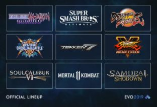 Playstation sponsor EVO 2019