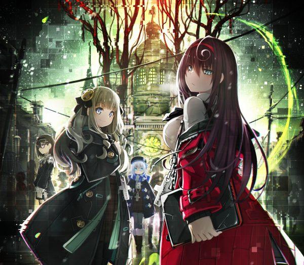Death End Re;Quest 2 teaser trailer