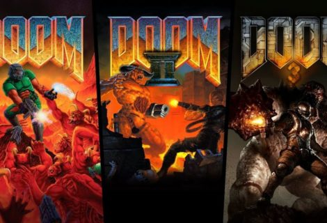 Doom, Doom II, Doom 3 - Recensione PlayStation 4