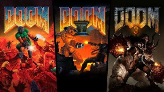 Doom Doom II Doom 3