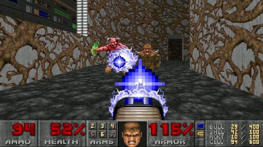 Doom II Plasma