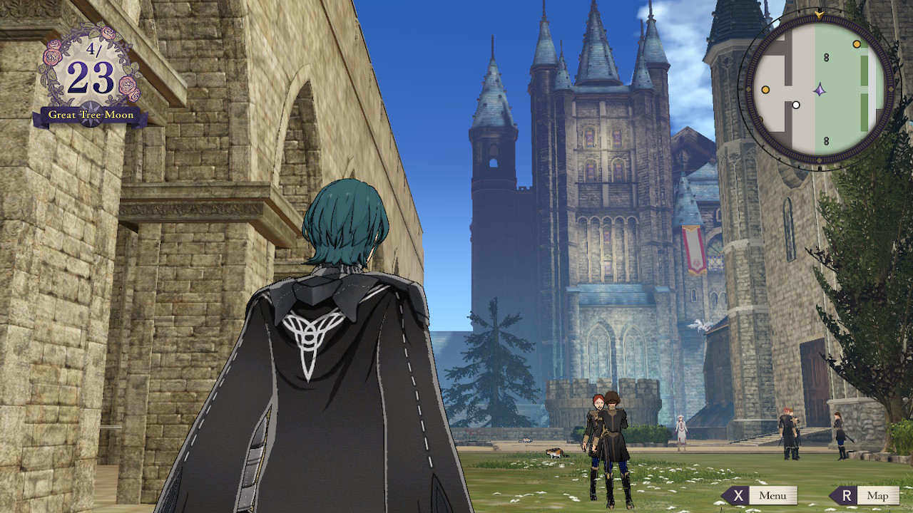 Fire Emblem: Three Houses Garreg Mach amiibo