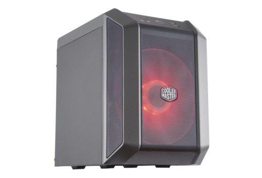 Cooler Master presenta MasterCase H100