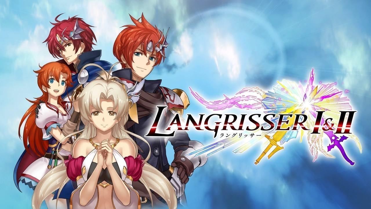 Langrisser I & II Remake