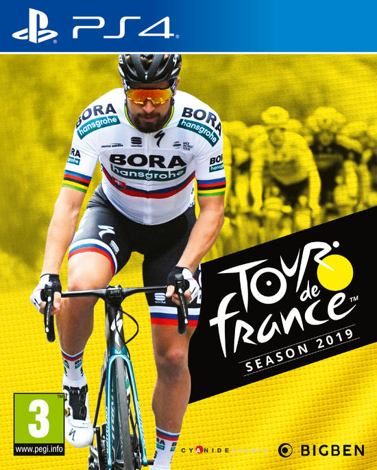 Cover Pro Cycling Manager Season 2019: Le Tour De France