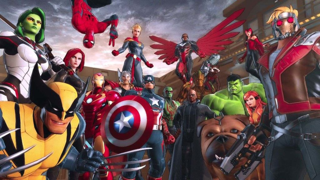 Marvel Ultimate Alliance 3 alleanza