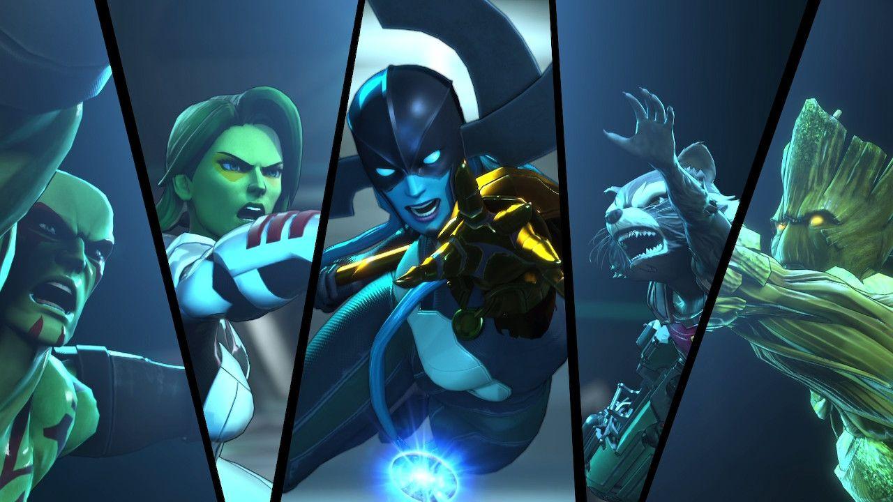 Marvel Ultimate Alliance 3 personaggi