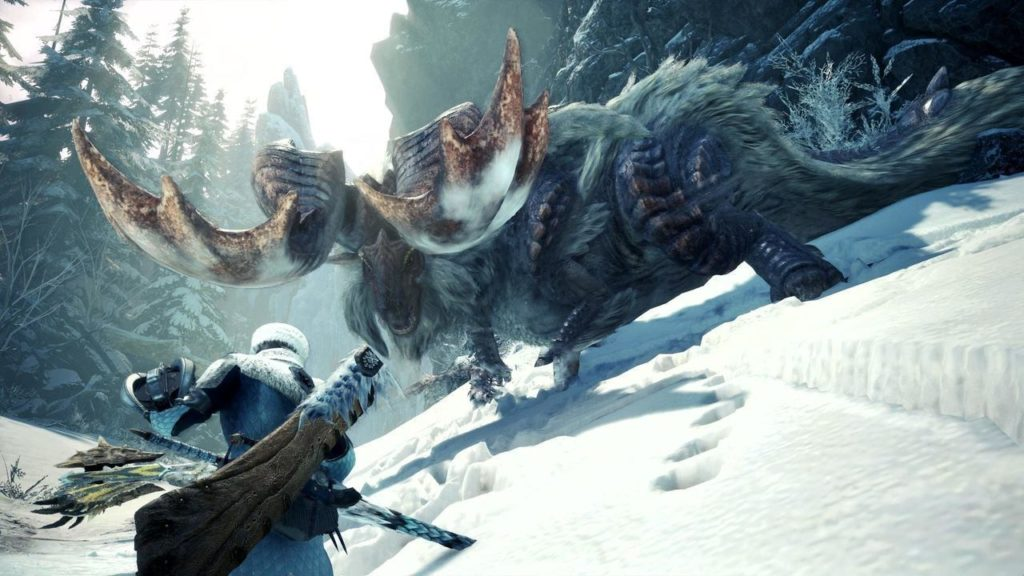 Monster Hunter World Iceborne Segnale Cacciaprede
