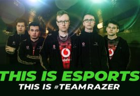 Razer: nuova partnership con il team Mousesports