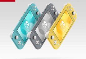 Nintendo: ufficiale il lancio di Switch Lite