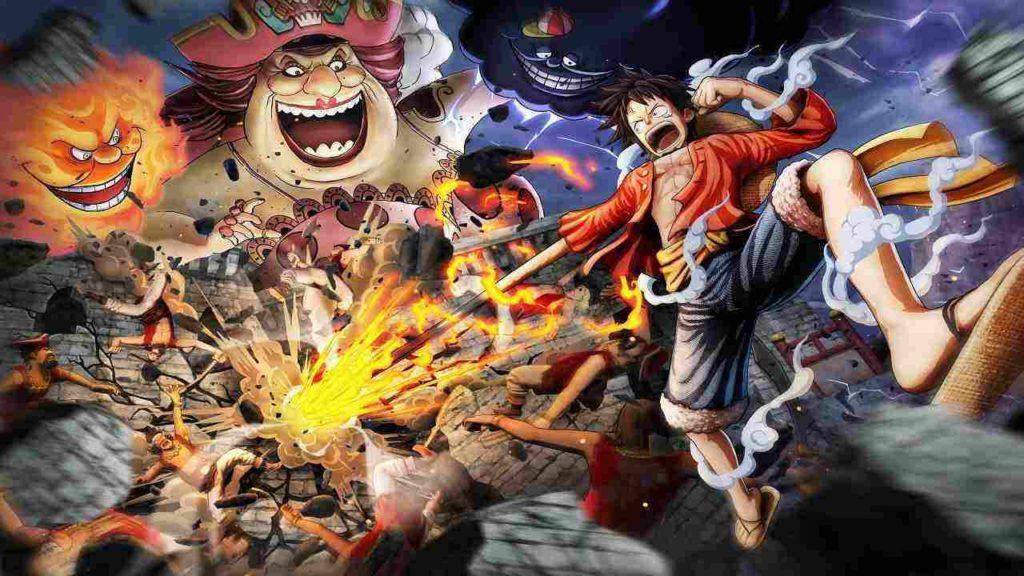 One Piece: Pirate Warriors 4 trailer