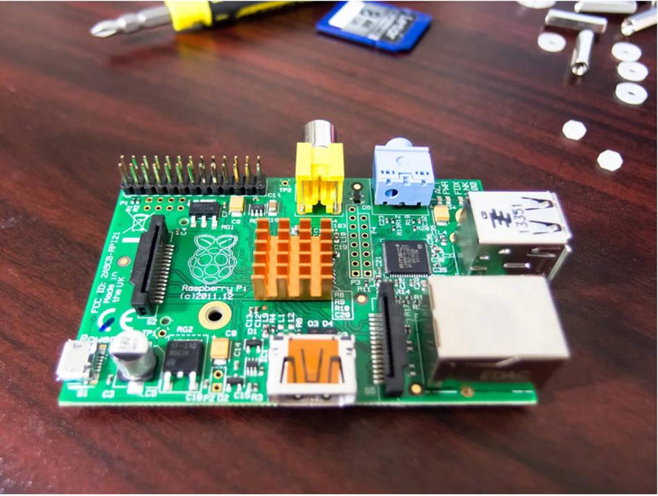 Raspberry PI core