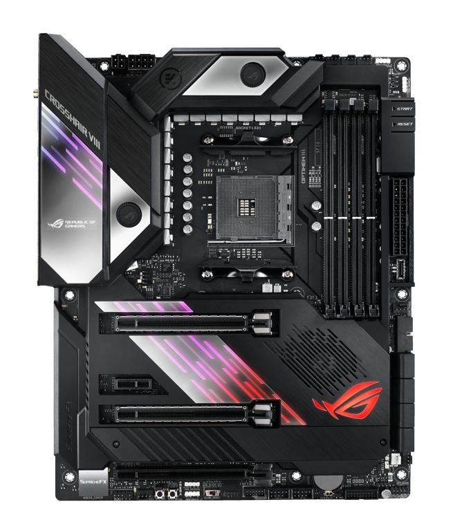 ASUS annuncia le nuove schede AMD X570