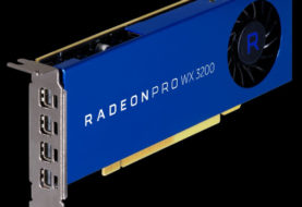 AMD Radeon Pro WX 3200 - Grafica da workstation