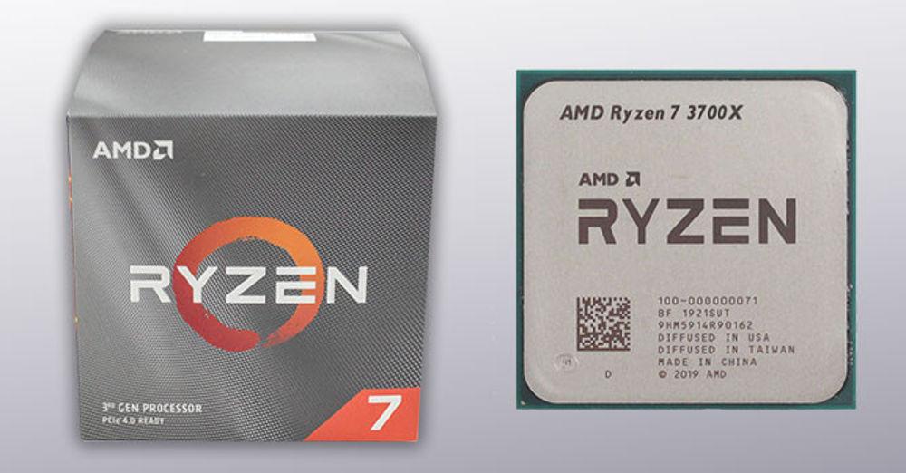 AMD Ryzen 7 3700 X
