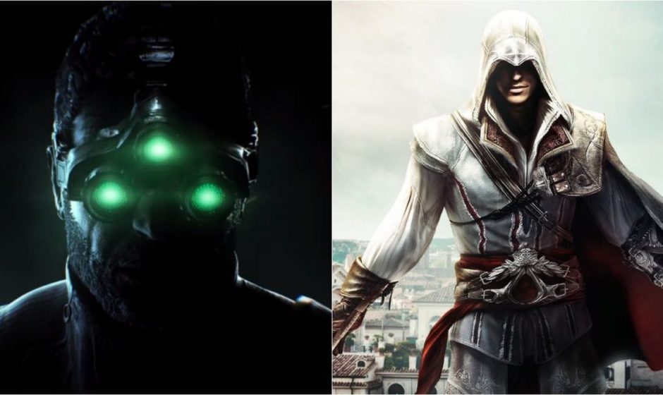 Splinter Cell e Assassin's Creed su Oculus?
