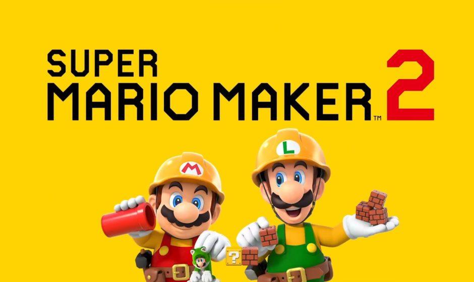 Super Mario Maker 2: arrivano tante novità