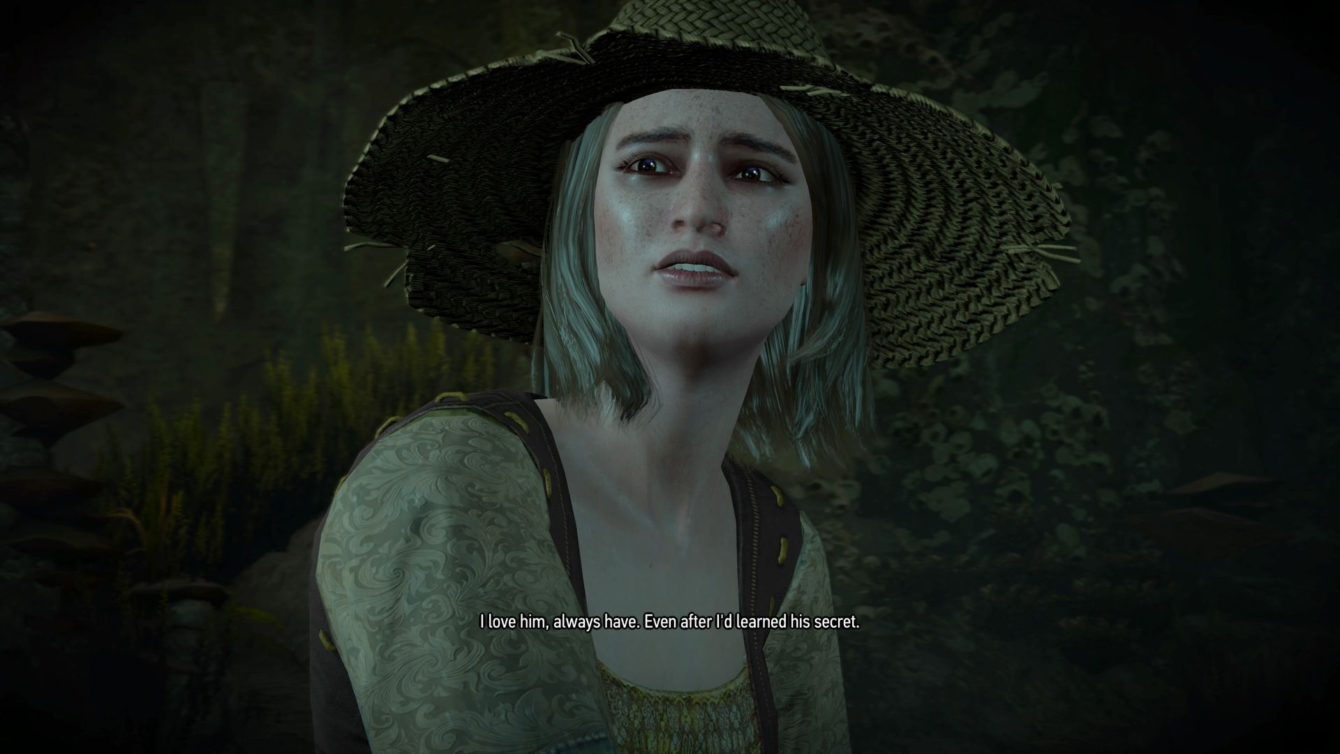The Witcher 3 Margaret