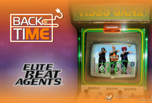 Back in Time - Elite Beat Agents