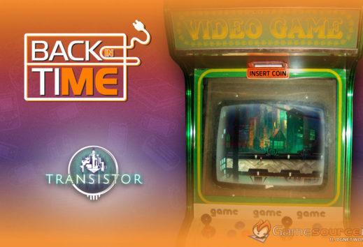 Back in Time - Transistor