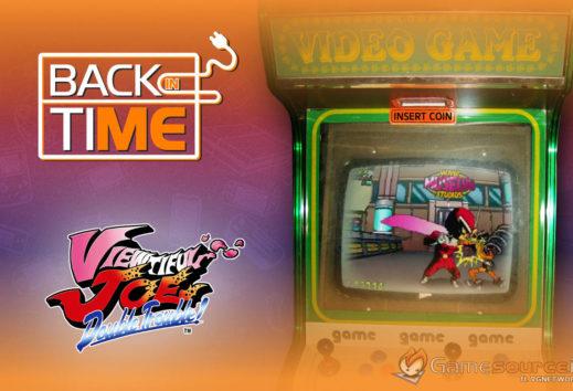 Back in Time - Viewtiful Joe: Double Trouble!