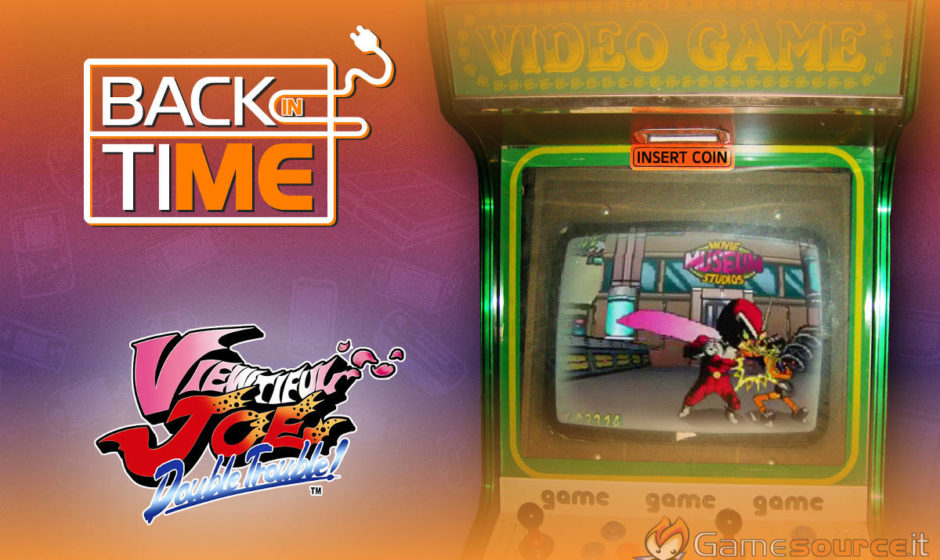 Back in Time - Viewtiful Joe: Double Trouble!