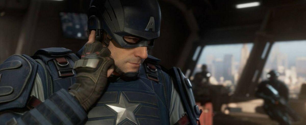 Marvel's Avengers Capitan America