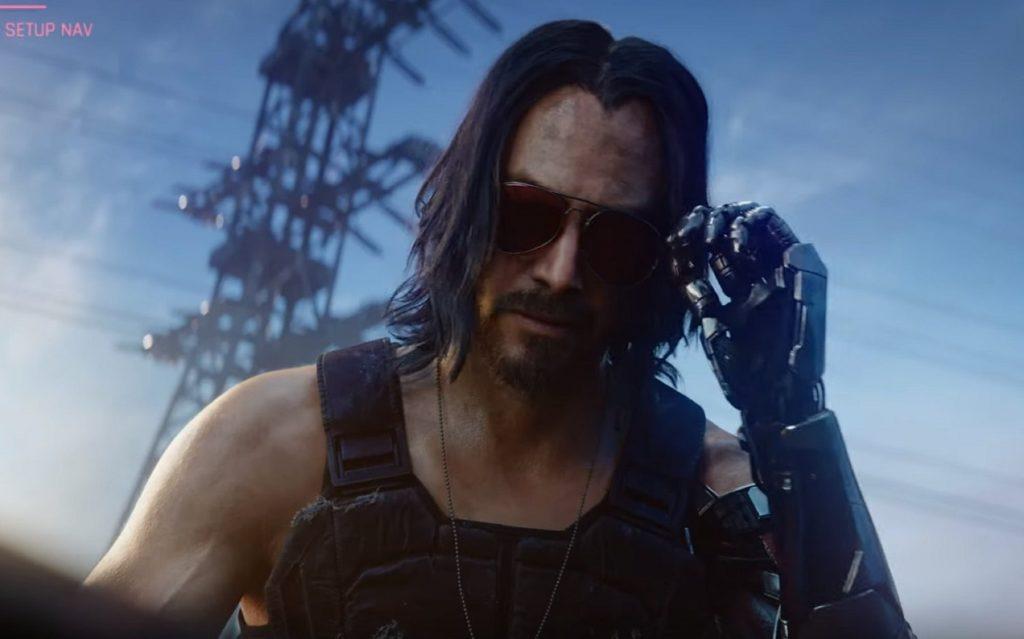 Cyberpunk 2077 Games Week